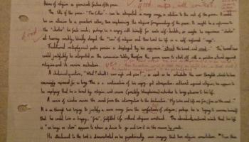 Essays on carpe diem
